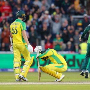 PHOTOS: Australia lose to SA; to meet Eng in semis