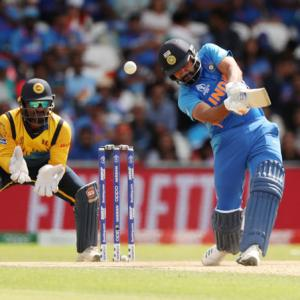 Rohit says discipline is key as records keep flowing