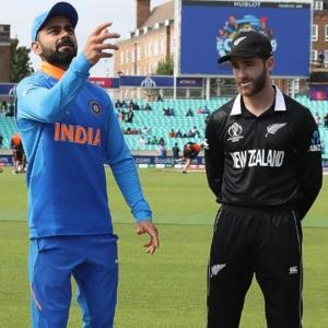 WC Semis: New Zealand seam attack vs Indian top-order