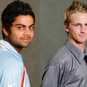 I will remind Kane about 2008 U-19 semis: Kohli