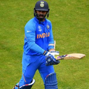 India's WC exit could be end of road for Kedar, DK