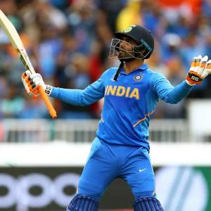 Jadeja proves his worth despite India's exit