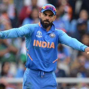 Kohli bats for IPL-style playoffs in World Cup