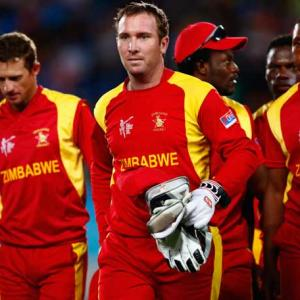 Zimbabwe Cricket suspended over govt interference