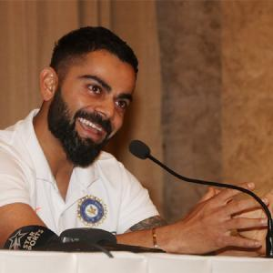 'We have had no issues': Kohli on rift with Rohit