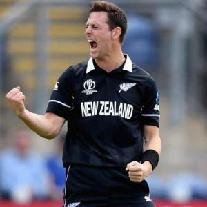 World Cup PIX: New Zealand thrash SL by 10 wickets