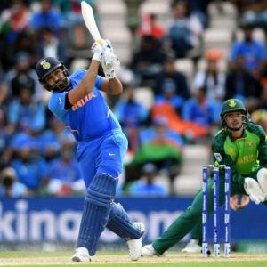Rohit's return to form biggest plus for India