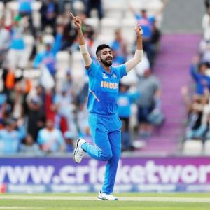Bumrah pleased to take wickets and contribute