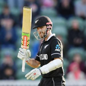 WC PIX: Kiwis crush Afghanistan for 3rd straight win