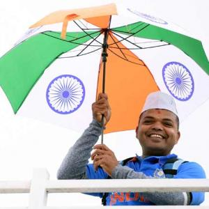 India vs NZ World Cup game called off due to rain