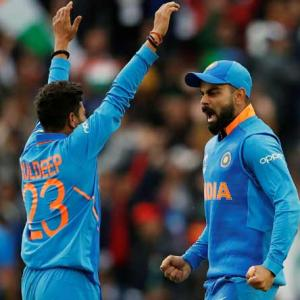 Krish Srikkanth: Teams are worried about facing India