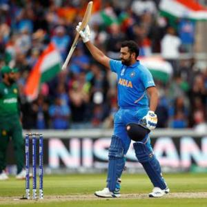 World Cup PIX: India destroy Pakistan; make it 7-0