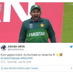 Social media erupts with memes as India thrash Pak