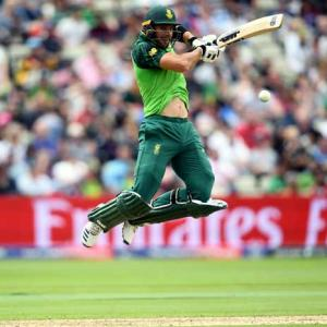 'South Africa down but not out of World Cup'
