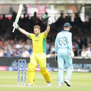 PICS: Australia outclass England to make semis