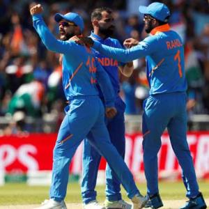 WC PIX: India thrash Windies; inch closer to semis