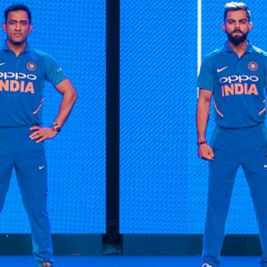 Proud to hand over legacy of Indian jersey to future generations: Dhoni