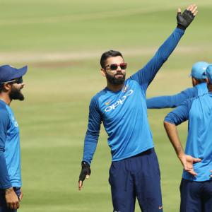 India will look to form settled squad before World Cup