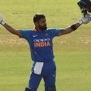 Nagpur ODI: India win a final-over thriller