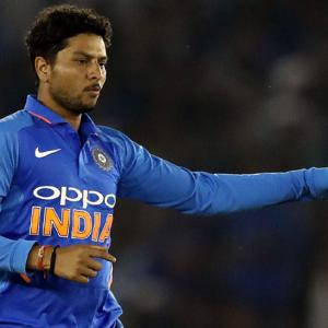 Why Hayden compared Kuldeep to spin great Warne...