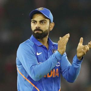 Doesn't seem like something's off: Kohli after ODI series loss