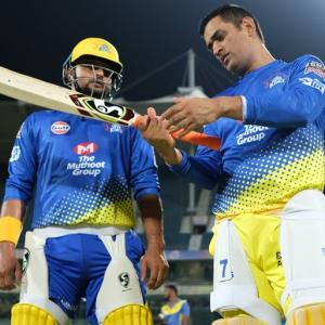 PHOTOS: Dhoni joins CSK's preparations for IPL-12