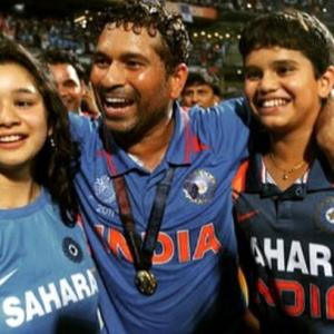 Check out Tendulkar's advice for his son Arjun