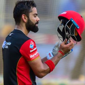 How Kohli hit back at Gambhir!