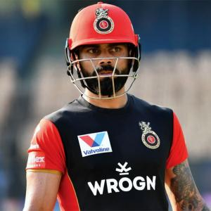 Kohli on why he could sit out a couple of IPL matches