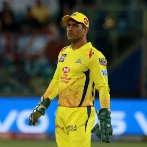 CSK not a great fielding side, but well-covered: Dhoni