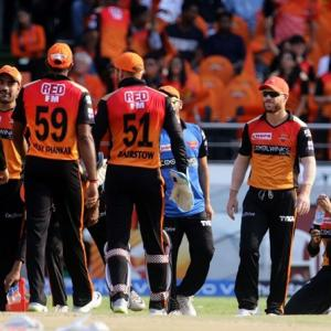 Warner-less Sunrisers face stiff task against Mumbai