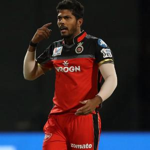 I am picked for 2-3 games, then again dropped: Umesh