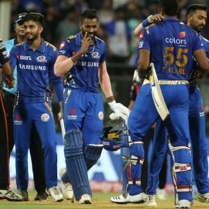Revealed! Key to Mumbai Indians' play-off journey...