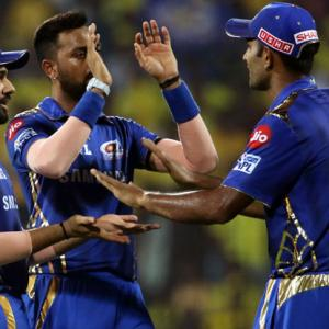 IPL PHOTOS: Chennai vs Mumbai
