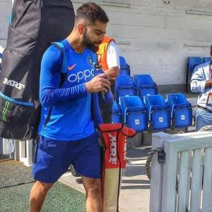 WATCH: Team India get into the groove for World Cup