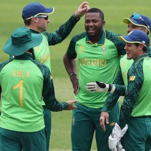 WC Warm-Up: Du Plessis finds form in win over Sri Lanka