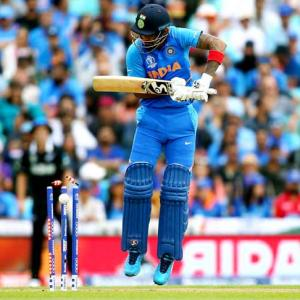 Check out Kohli's advice to team after loss to NZ