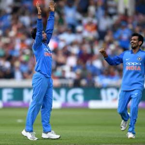 What makes spin twins Chahal, Kuldeep click