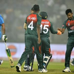 Did India take Bangladesh lightly?
