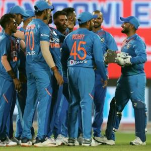 Rajkot T20I: Shaken India aim to level series