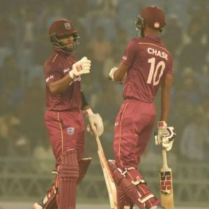 Chase, Hope guide WI to easy win over Afghanistan