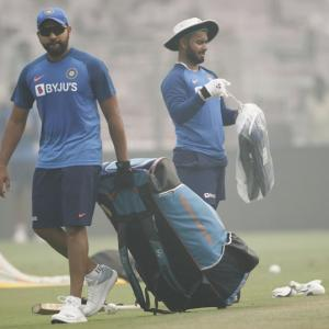 Please leave Rishabh Pant alone: Rohit Sharma