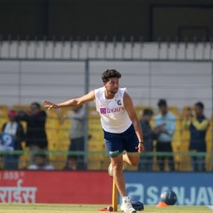 Kohli, Rohit and pace trio skip training; others practice