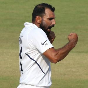 Test rankings: Shami breaks into top 10