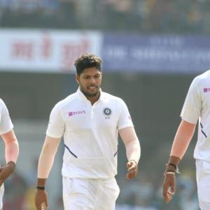 Quicks shatter India's spin stereotype in Indore