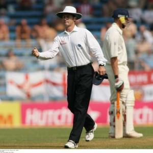 'Pink ball a challenge for umpires as well'