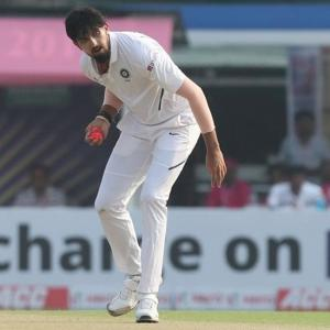 How Ishant Sharma cracked the pink ball mystery