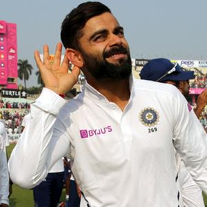 Kohli open to pink-ball Test in Australia but...