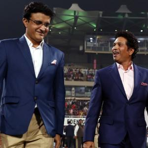 Tendulkar calls on Ganguly to revamp Duleep Trophy