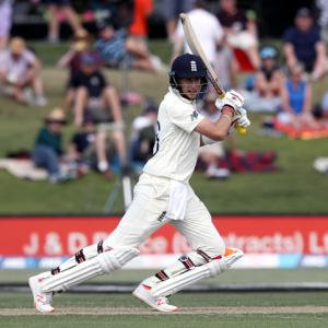Is captaincy responsible for Root's batting woes?